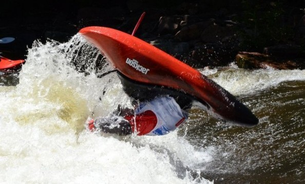 North American Whitewater Junior Olympics Advanced Freestyle