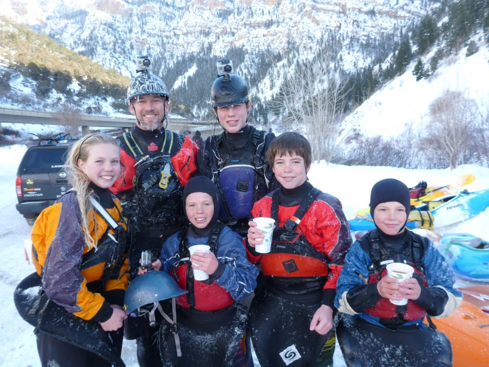 Annual New Year's Day Shoshone Paddle