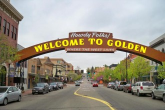 Welcome to Golden, CO