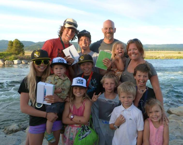 cascade family