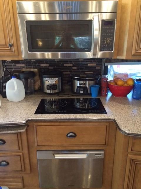 Kitchen Appliances.  Photo Credit:  Susie Kellogg