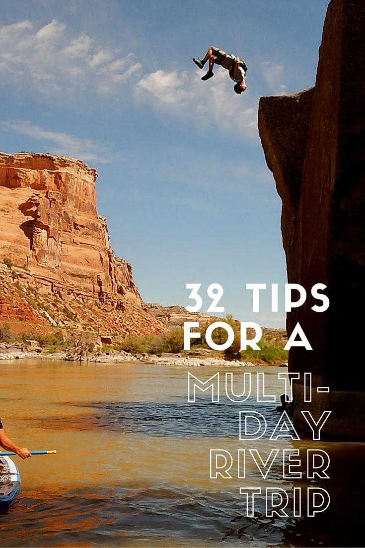 Multi-Day River Trip