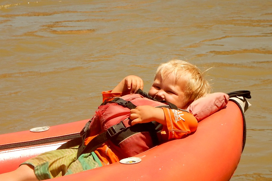 Multi Day Family River Trip