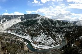 Glenwood Canyon Views