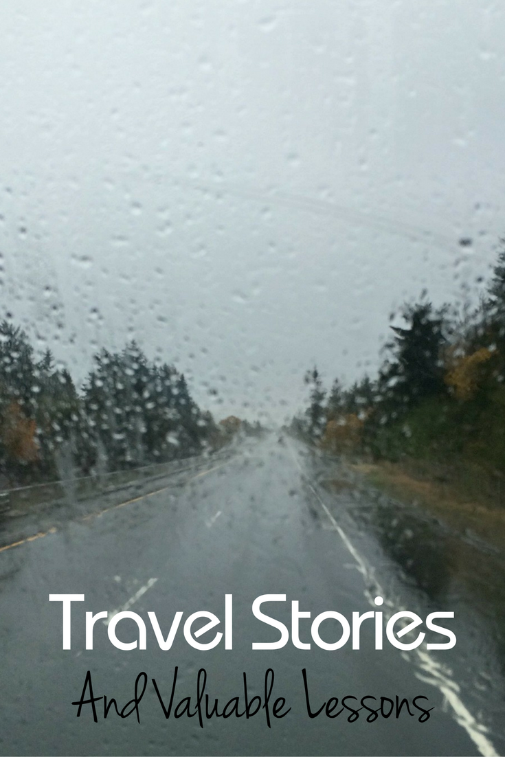 Travel Stories and Valuable Lessons