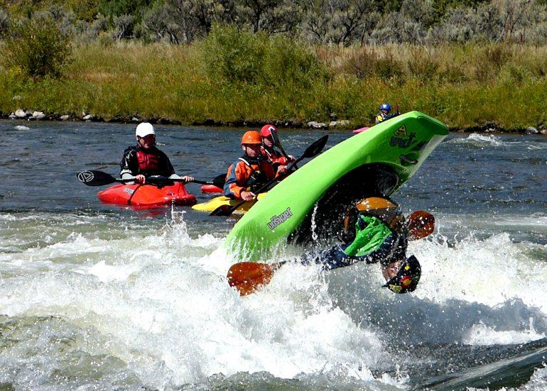 Kayaking Kids: Favorite River Runs