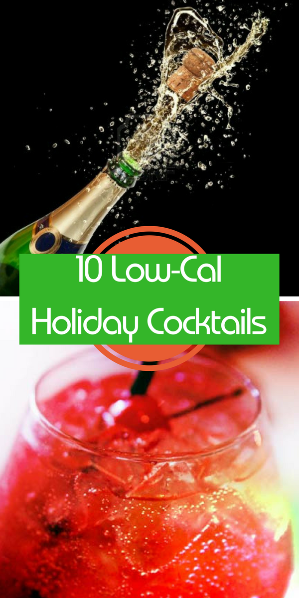 Low-Cal Cocktails
