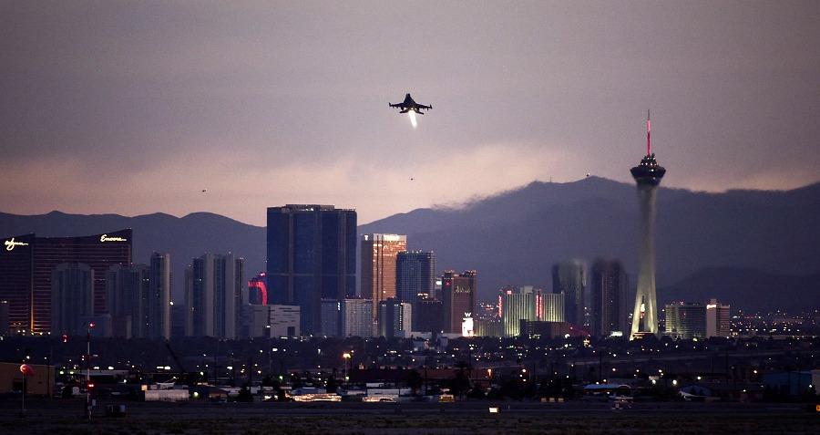 Las Vegas Budget is easy in the off season.