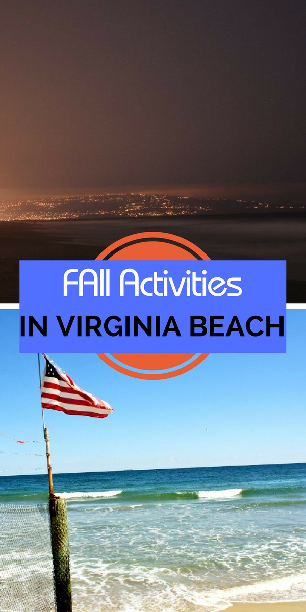 There are so many fun Fall Activities and Family Friendly Things to Do in Virginia Beach!
