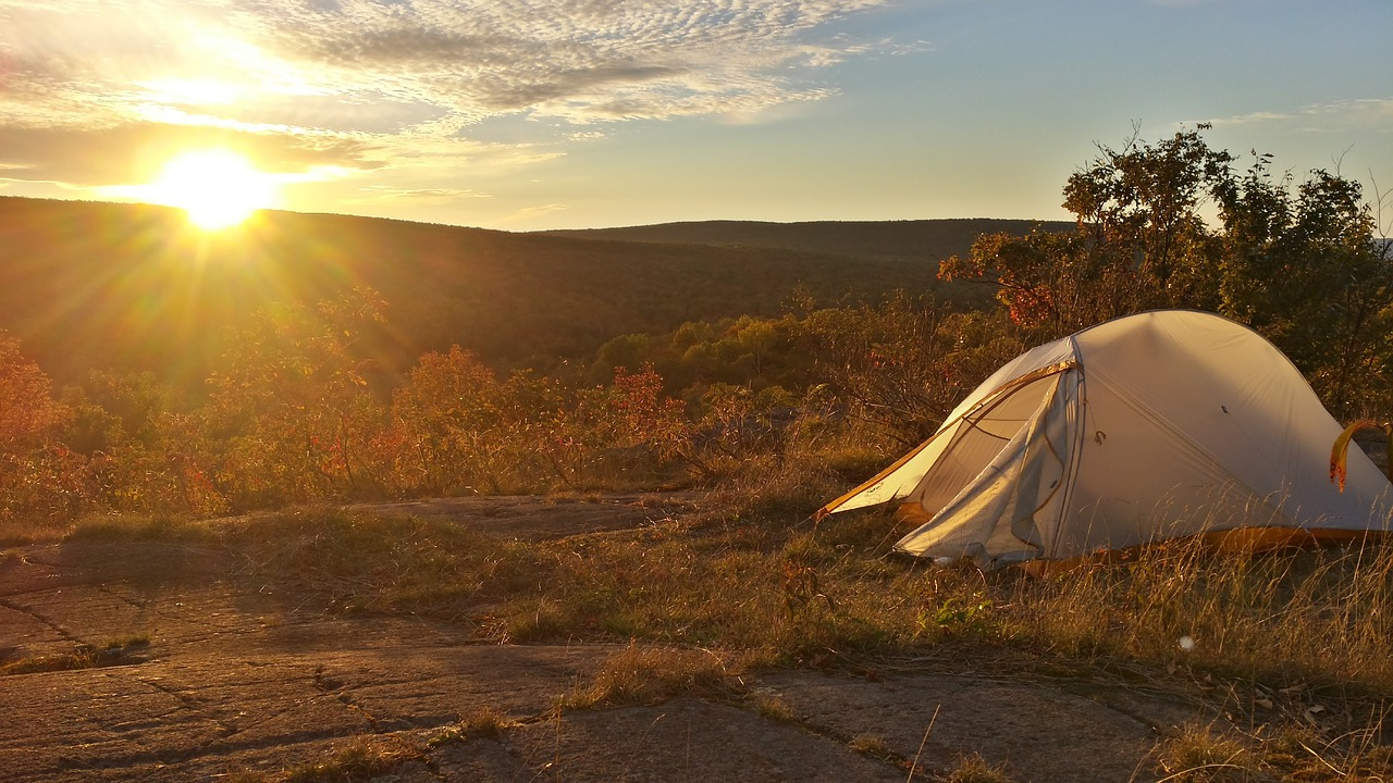 Fall Camping Tips Includes learning to chill!