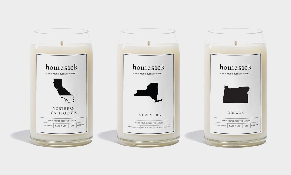 Candles that smell like home are in the tp 25 Gifts Traveling Women will love!