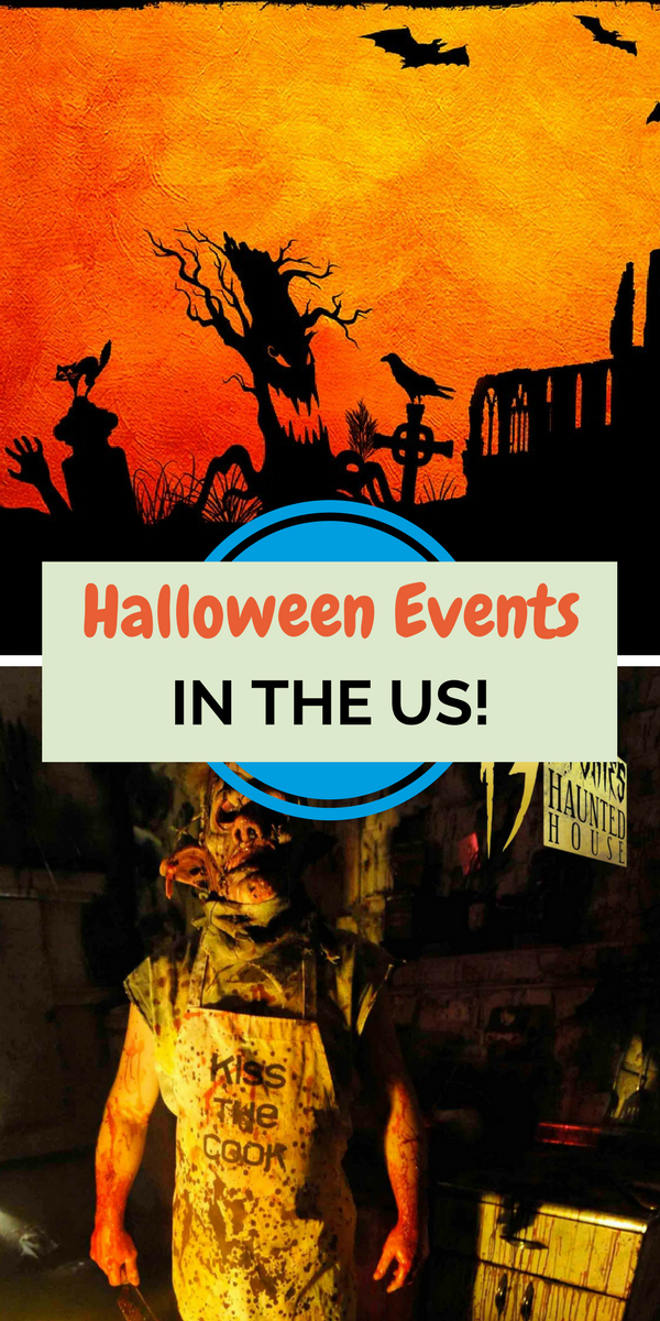6 Best Halloween Events in the US!