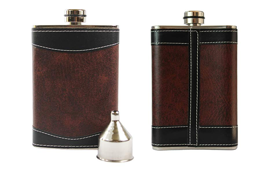Every man knows that flasks are some of the best Gifts for Adventurous Men!