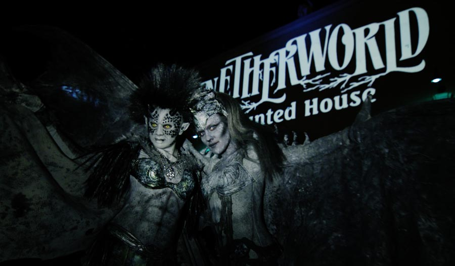 Netherworld is an obvious choice for the Best Halloween Events in the US.