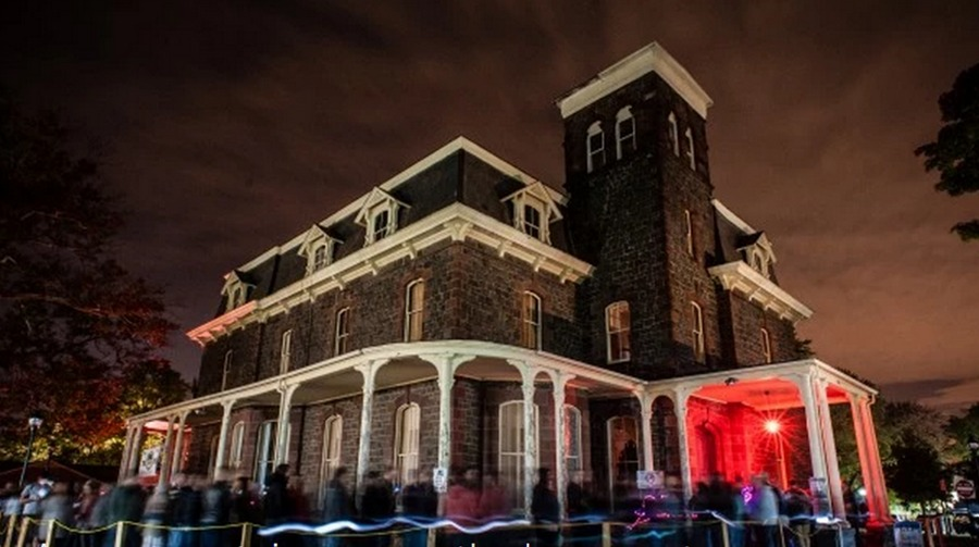 The Best Halloween Events in the US includes Paxton Manor in Leesburg, VA!