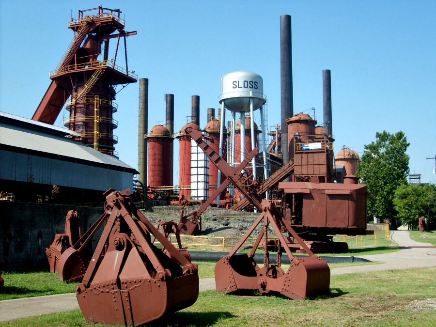 Scares at Sloss Furnace land it in the Best Halloween Events in the US list!