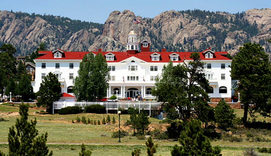 The Shining put The Stanley Hotel on the map for the Best Halloween Events in the US.