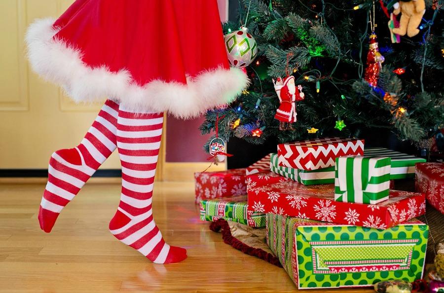 Keep Christ in Christmas and splurge!