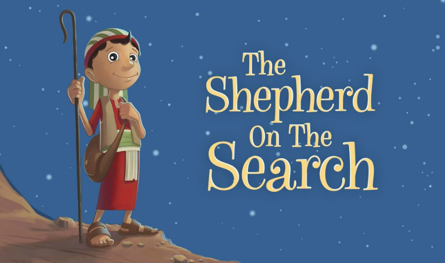 Go religious with the Shepherd on the Search to keep Christ in Christmas.