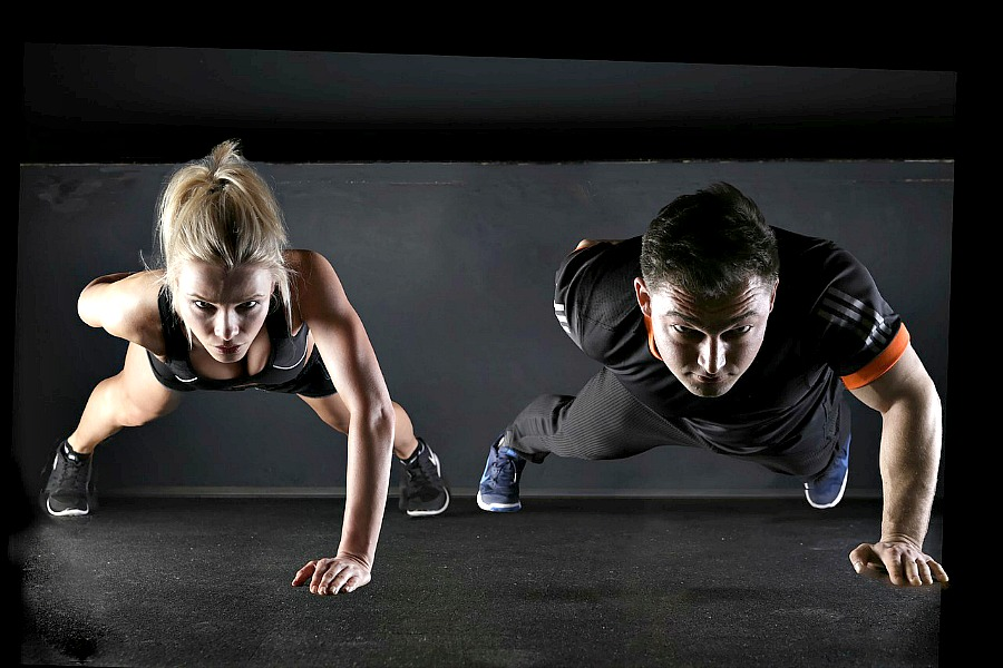 A partner helps and is one of the top Lifting Motivation Tricks.