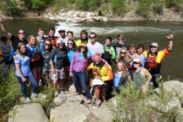 Freestyle Kayaking Kids revel in their huge win!