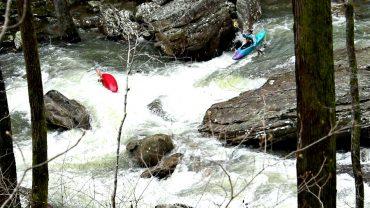 KelloggShowKids Whitewater Kayaking