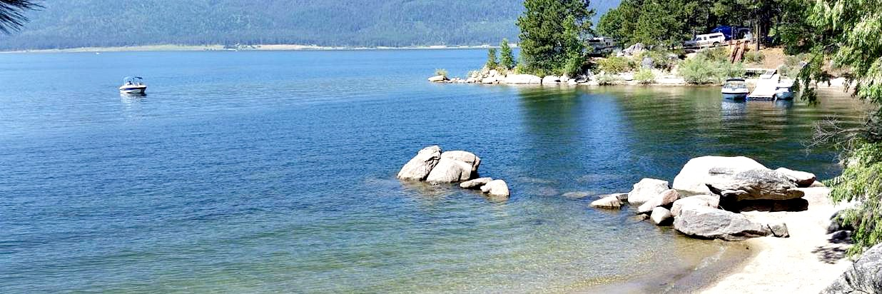 On your Idaho Road Trip be sure to check out one of the coolest Free Things To Do In Idaho ... Lake Cascade!