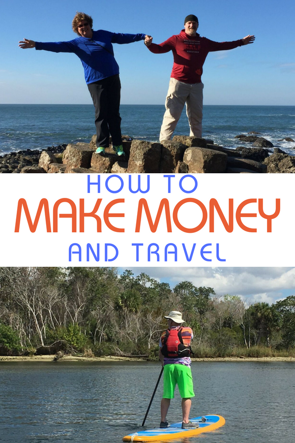 How To Make Money and Travel