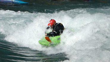 Kayaking the Kananaskis River with the KelloggShow.