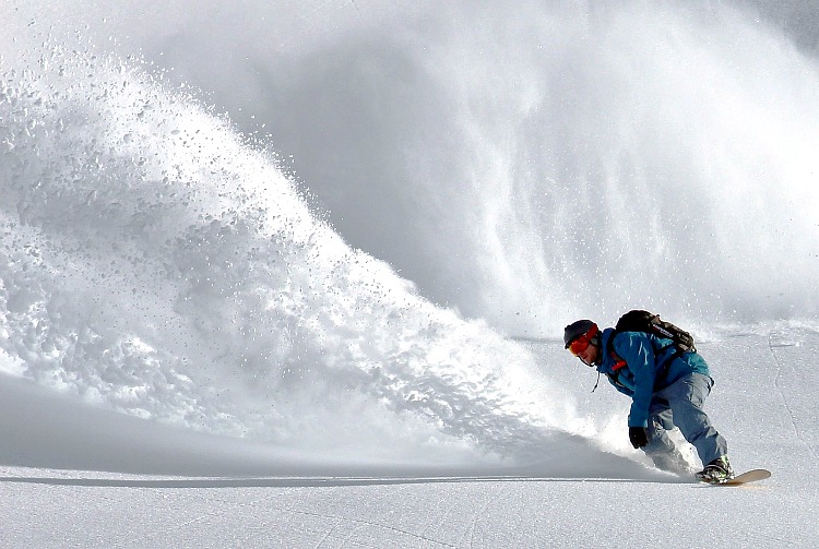 Ski Cooper is a favorite amongst the Uncrowded Ski Resorts in Colorado.
