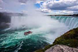 Niagara Falls, hands downs a top Family Vacation Destination in Canada.