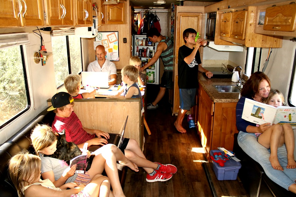 Fulltime RV Travel means zero downtime.