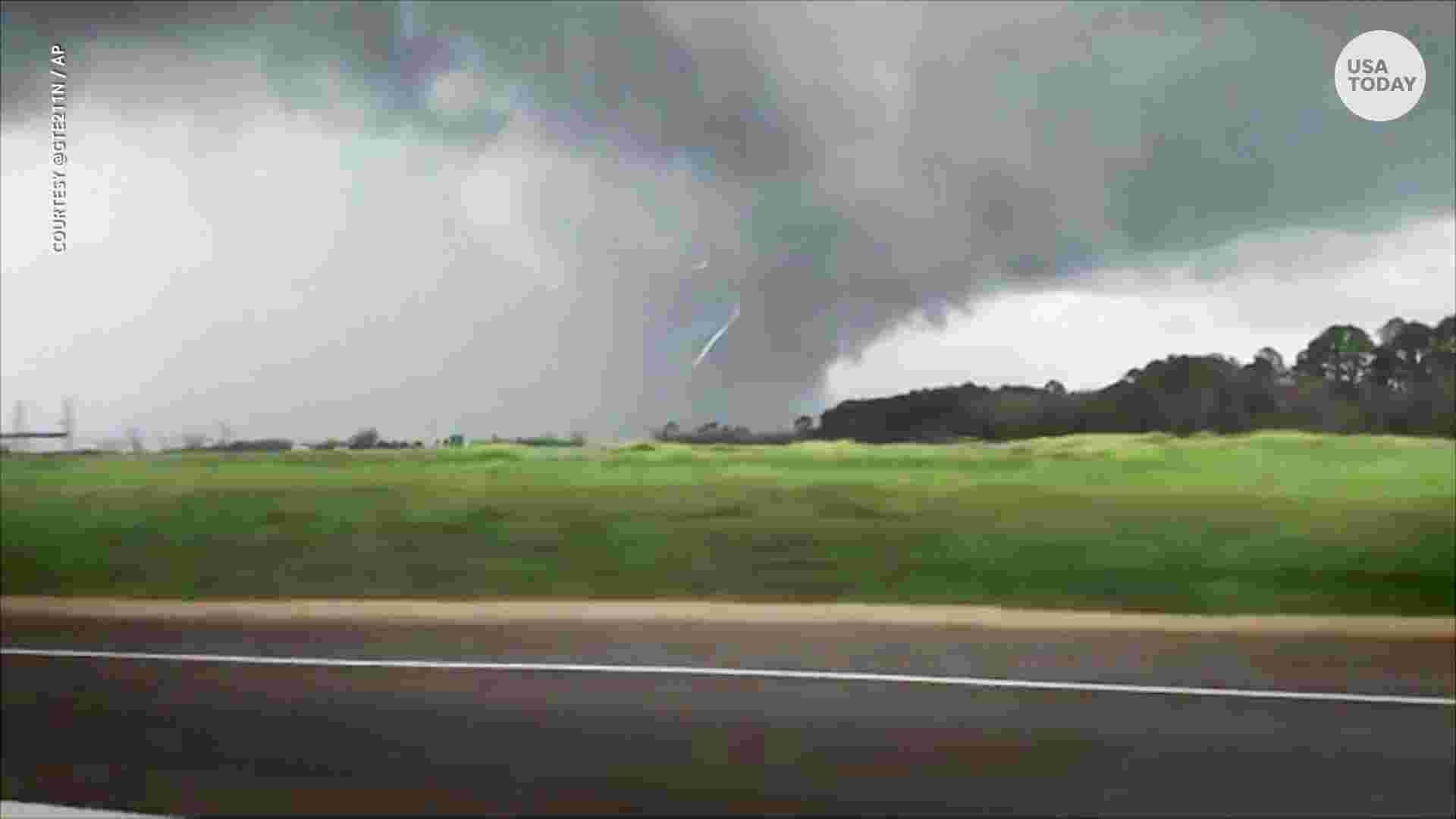 Go Fund Me tornado victims campaign.