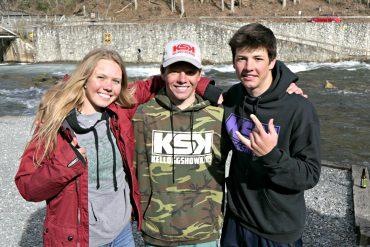 2019 US Freestyle Kayaking Tem Trials
