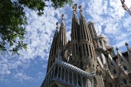 Include La Sagrada de Familia in your top Things To Do In Barcelona With Kids