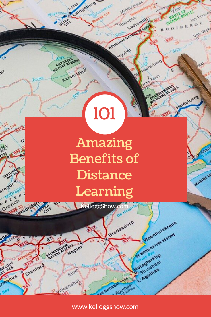 Benefits of Distance Learning