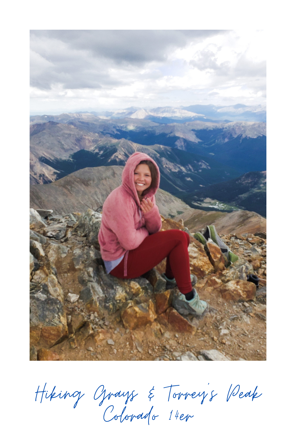 100% The Most Honest Blog You Will Read About Hiking Grays and Torreys Peak